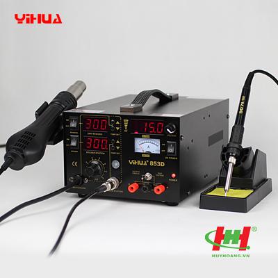 Máy hàn khò chỉnh nhiệt YH-853D