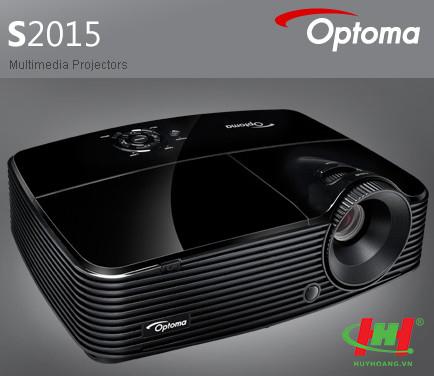Máy chiếu đa năng OPTOMA S2015