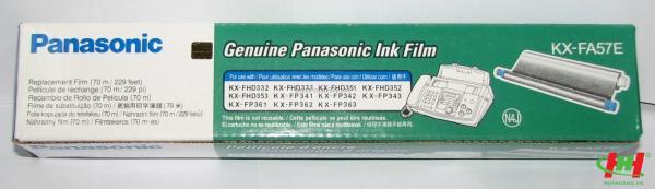 Film fax Panasonic KX-FA57,  57E,  mực fax panasonic 701