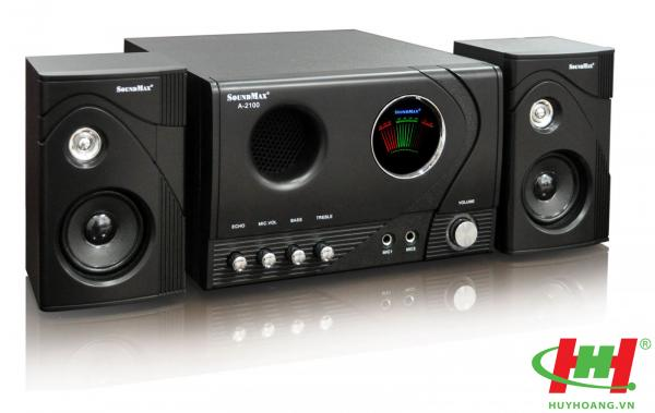 Loa Karaoke SoundMax A-2100 2.1