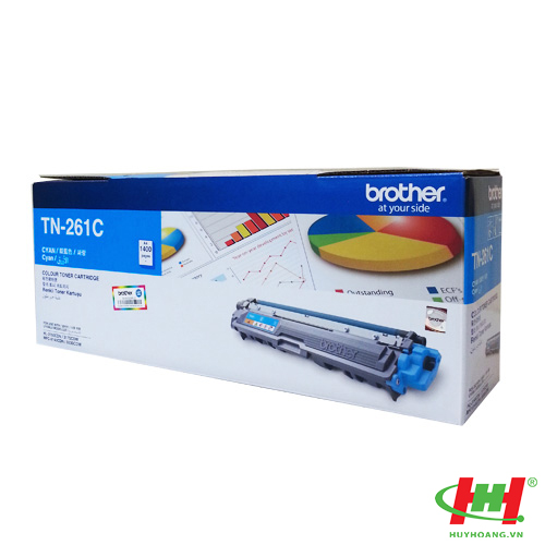Mực in Brother TN-261 Cyan Toner Cartridge (TN-261C)