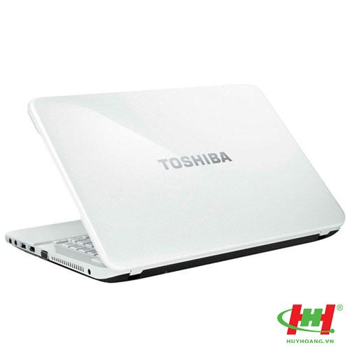 Máy tính xách tay Toshiba - Laptop Toshiba Sattelite L840-1029 Đen/ 1029R Đỏ/ 1029W Trắng