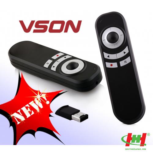 Bút máy chiếu Vson V826