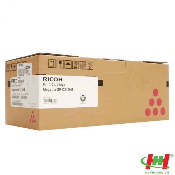 Mực Máy in Ricoh SP C242DN,  C231,  C232,  C242,  C320DN SP C310S - 406354 Magenta