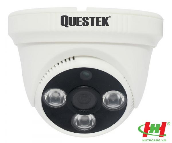 Camera Dome hồng ngoại QUESTEK QTX-4161AHD