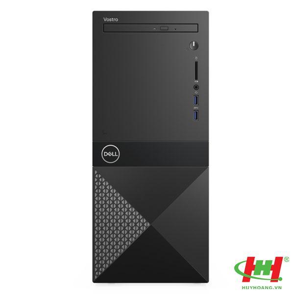 Máy tính để bàn DELL Vostro 3671MT (42VT370044) Pentium G5420/ 4GD4/1TB/DVDRW/ Win10/ KB+MOUSE/ WL+BT/1Y