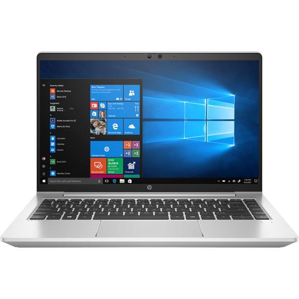 Máy tính xách tay HP ProBook 440 G8,  Core i3-1115G4,  4GB RAM,  256GB SSD,  intel Graphics, 14HD,  Webcam,  Wlan ax+BT,  Fingerprint,  3cell,  FreeDos,  Silver,  1Y WTY_2Z6G9PA
