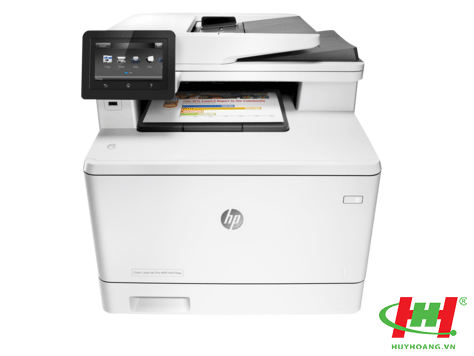 Máy in HP Color LaserJet Pro MFP M477fdw-CF379A ( in,  scan,  copy,  fax,  Duplex ,  Wireless)