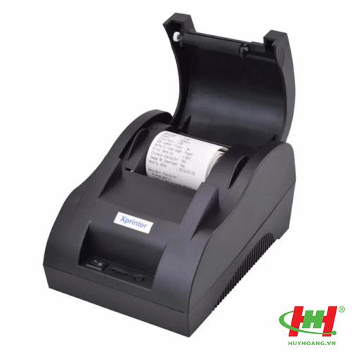 Máy in hóa đơn Xprinter 58iih không dây Bluetooth 57mm