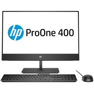 Máy tính để bàn HP ProOne 400 G4 Non Touch AIO,  Core i3-8100T, 4GB RAM DDR4, 1TB HDD,  4YL92PA