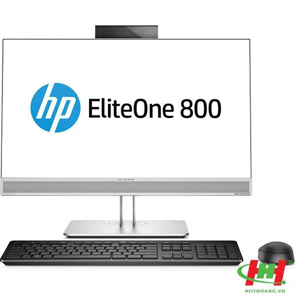 Máy tính để bàn HP EliteOne 800 G4 AiO Non Touch,  Core i5-8500, 8GB RAM DDR4, 1TB HDD, 4ZX64PA