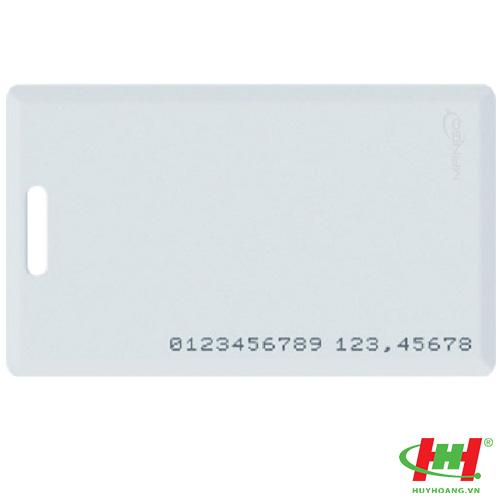 Thẻ chấm công từ tính Mango 1, 8mm