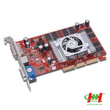 Card màn hình AGP 256MB GEFORCE FX5500