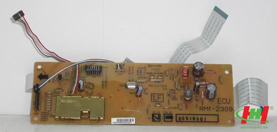 Board nguồn máy in hp 1022