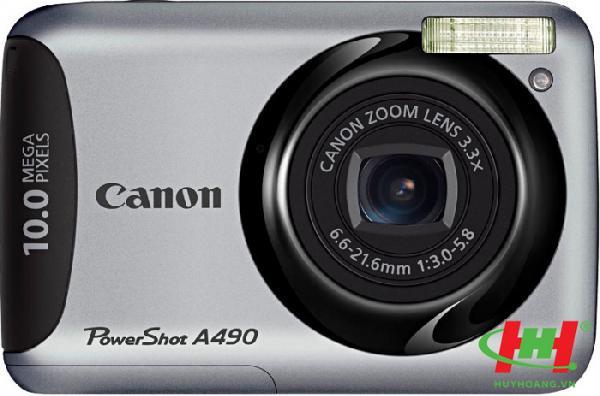 Máy chụp hình KTS CANON POWER SHOT A 490