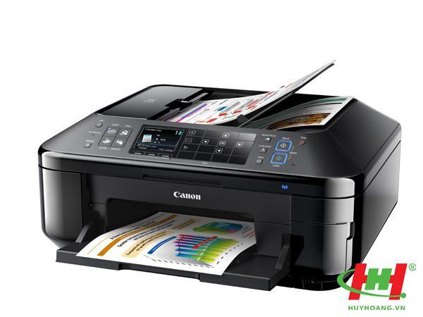 Máy in liên tục Canon Pixma MX517 (In 2 mặt,  scan,  copy,  fax,  Wifi)
