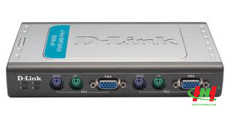 Switch KVM DLink DKVM-4K