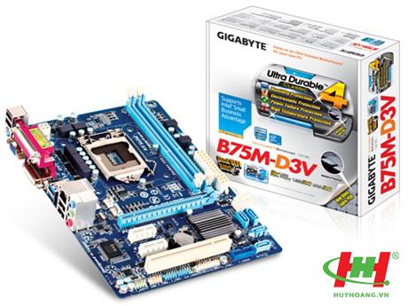 Mainboard Gigabyte B75M - D3V