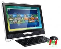 Máy tính để bàn MSI - MÁY BỘ DESKNOTE MSI WIND TOP AE2210 Multi Touch