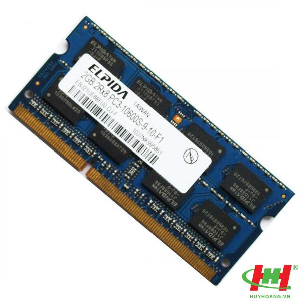 Ram Laptop 2GB DDR3 1333 Elpida