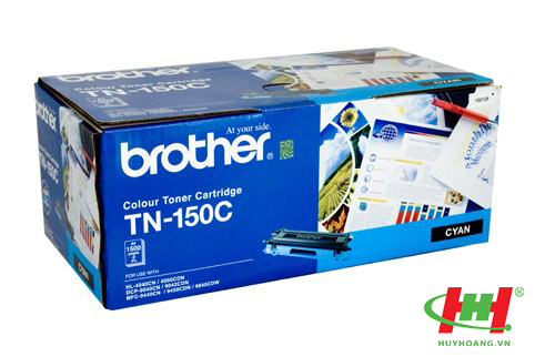 Mực in Brother TN-150 Cyan Toner Cartridge (TN-150C)