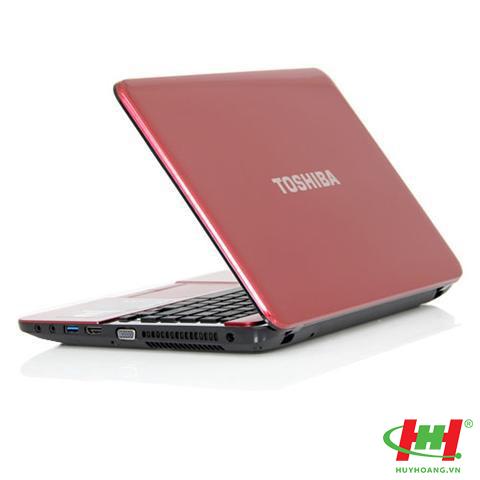 Máy tính xách tay Toshiba - Laptop Toshiba Sattelite L840- 1031XR (PSK8NL-00U004 ) Đỏ