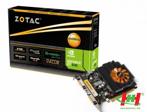 Card Màn Hình VGA 2GB Zotac GT630