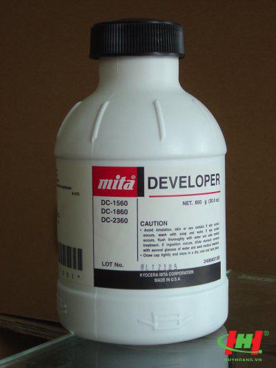 Bột Từ Photocopy Mita DC1560/ DC2360 Nhật
