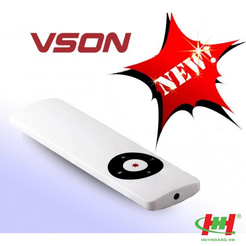 Bút máy chiếu Vson V215