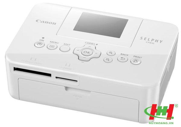 Máy in ảnh Canon Selphy CP820 (chưa gồm mực KP108)