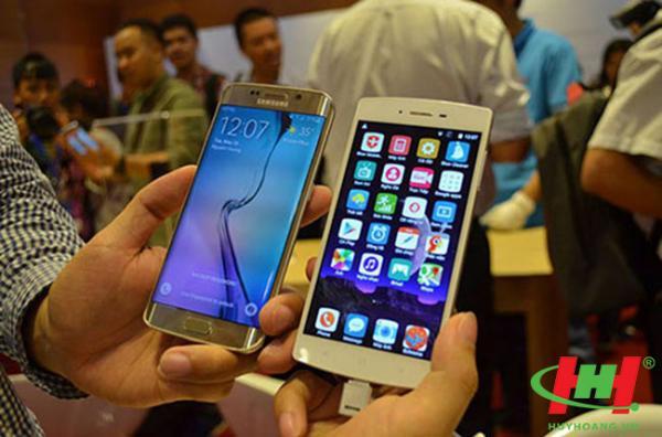 Điện thoại Bphone 64GB chính hãng màu trắng