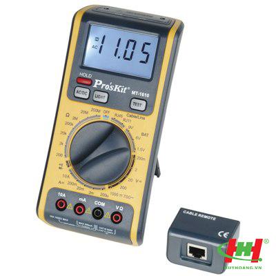 Đồng hồ Proskit MT-1610