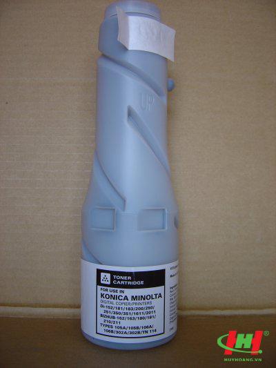 Mực Photocopy Konica Minolta DI152/ 183/ 251 (Ngưng sx)