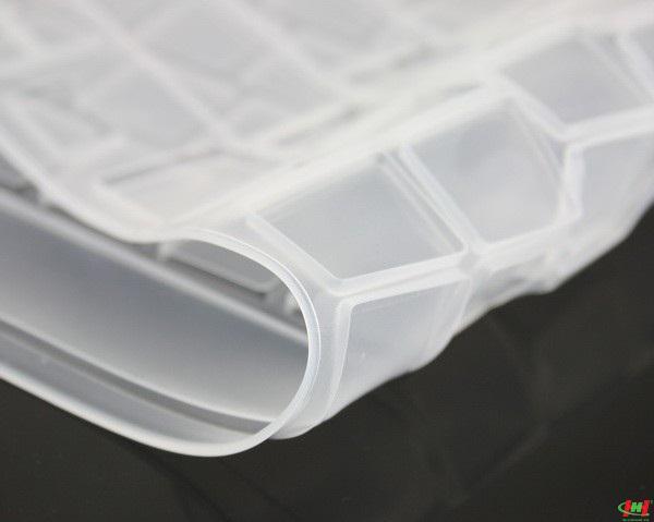 Miếng phủ bàn phím Macbook Pro,  Air trong suốt