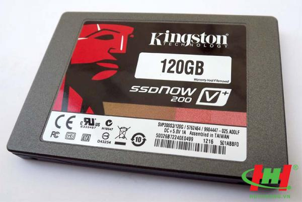 SSD Kingston 120GB 2.5