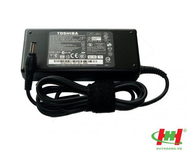 Sạc Laptop Toshiba 19V4.74A,  90W (3.95A dùng chung)