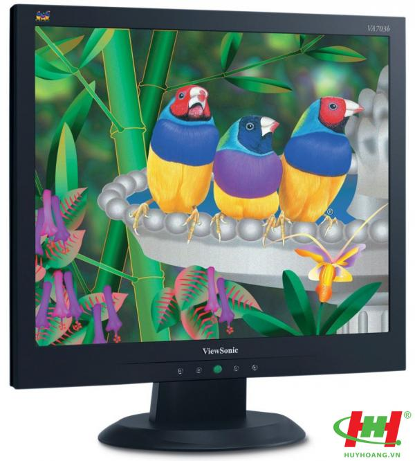 Màn hình LCD Viewsonic VA703B Cũ