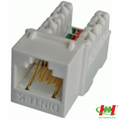 Modular Jack - ổ cắm CAT.6A for 10Gb,  E-Jack