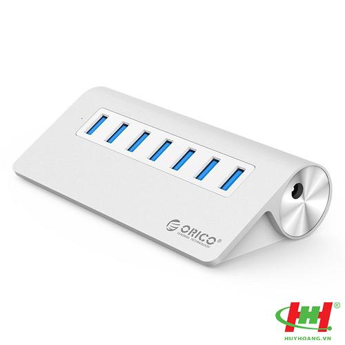 Bộ chia USB HUB 7 cổng USB 3.0 ORICO M3H7-V1