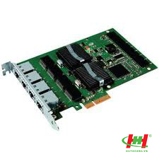 IBM PRO/ 1000 PT QUAD PORT SERVER PCI-E ADAPTER BY INTEL (39Y6136)