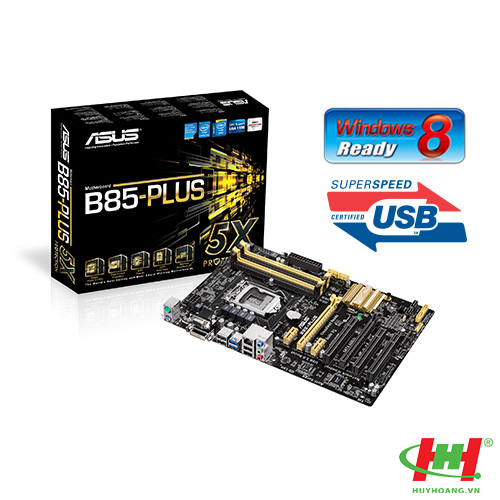 Mainboard Asus B85 - PLUS