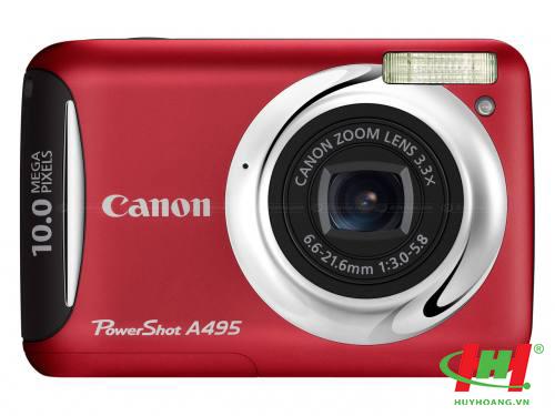 Máy chụp hình KTS CANON POWER SHOT A 495
