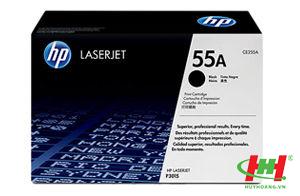 Mực in laser HP CE255A (HP 55A) Mực máy in HP P3015 P3010