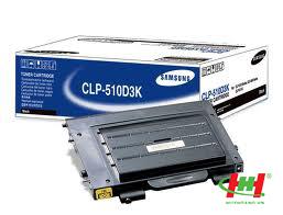 Mực in laser màu Samsung CLP-510D3K (đen)