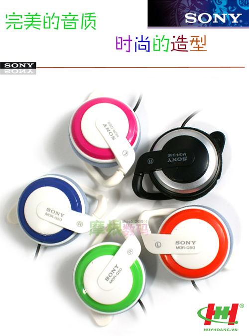 Headphone SONY Q50