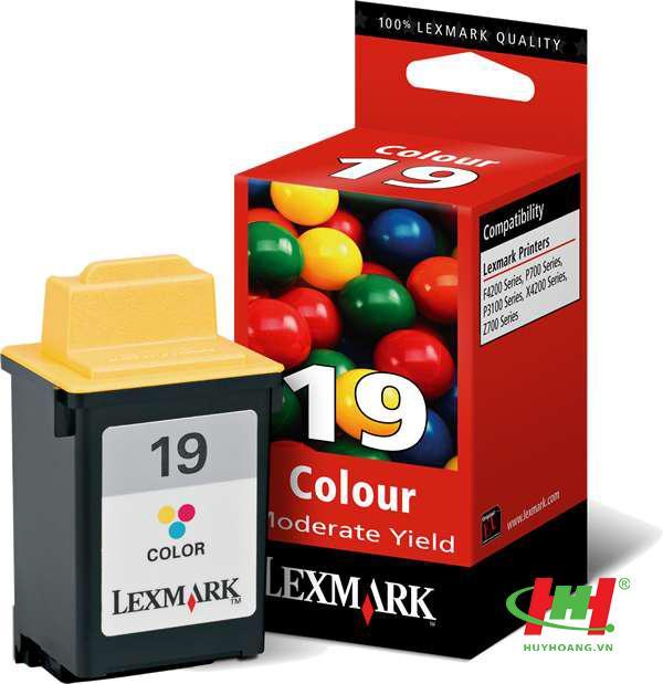 Mực in phun Lexmark LM19