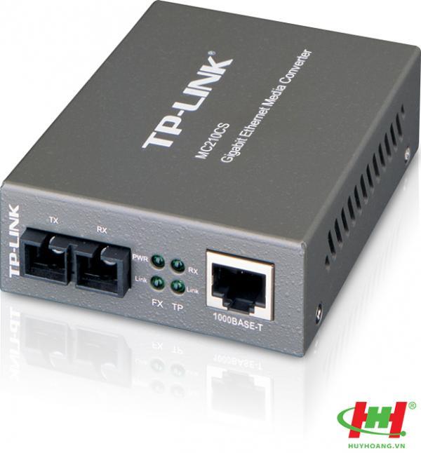 Bộ chuyển đổi điện quang Converter TP-Link MC210CS