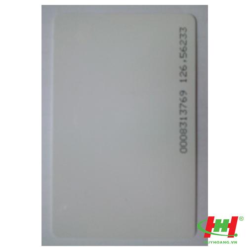 Thẻ chấm công Mango 0, 8mm