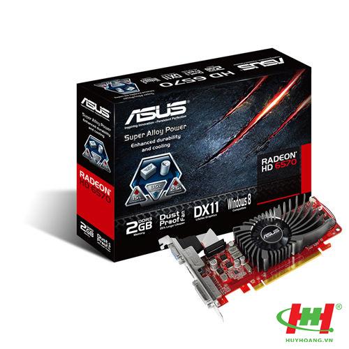 Card Màn Hình VGA 2GB Asus HD6570-2GD3-L