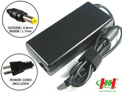 Adapter Laptop Hp 18.5V4.9A Đầu thường